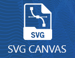 SVG Canvas library