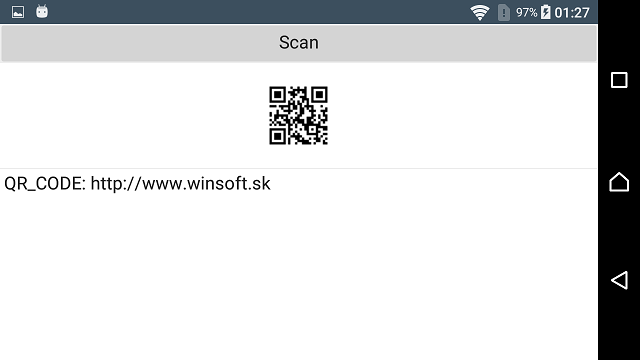 Winsoft OBR Library for Android v5.1 for Delphi/C++ Builder XE5 - 10.4 Sydney Full Source